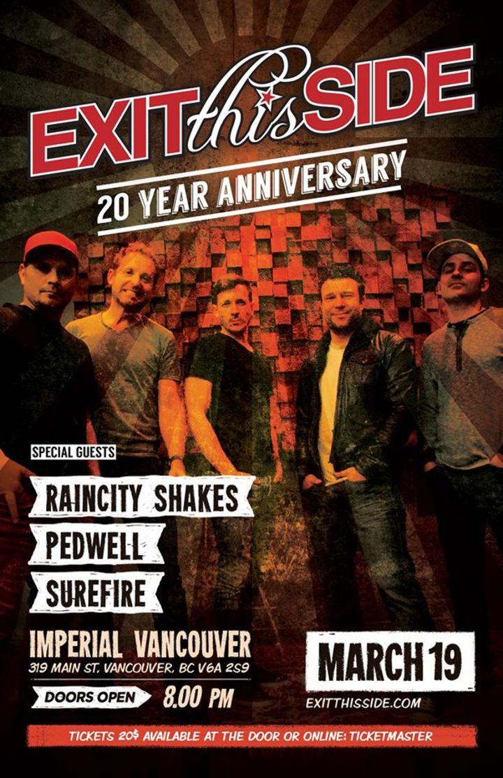 Exit this Side Tour Dates