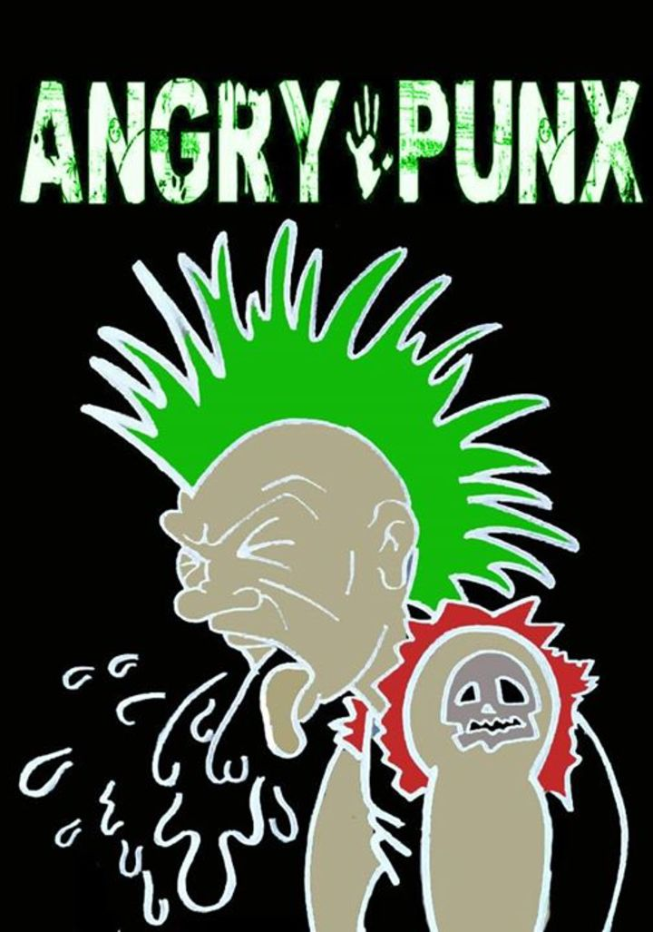 Angry'N'Punx Tour Dates