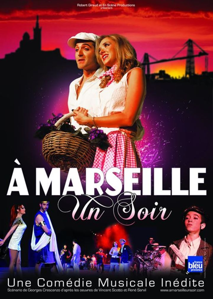 A Marseille un soir Tour Dates