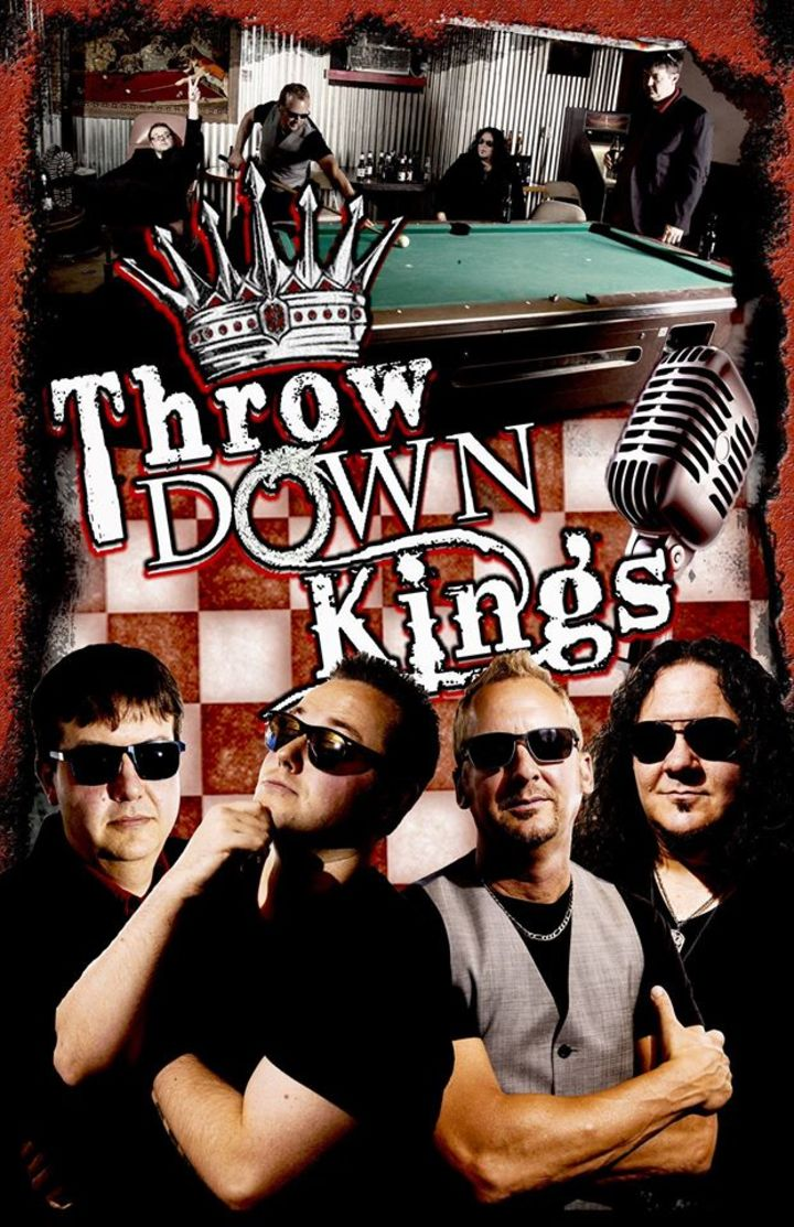 ThrowDown Kings Tour Dates