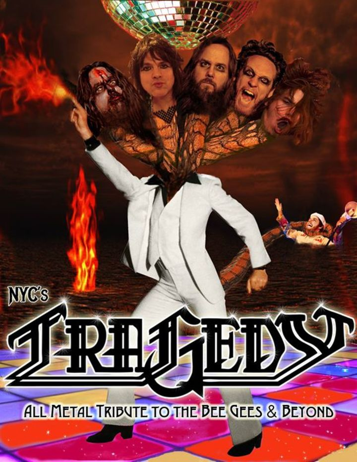 Tragedy: All Metal Tribute to The Bee Gees & Beyond @ Bannermans - Edinburgh, United Kingdom
