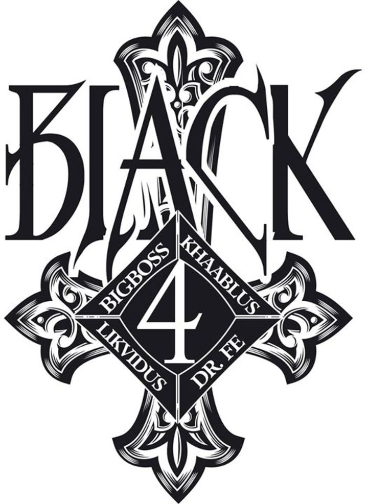 Black 4 Tour Dates