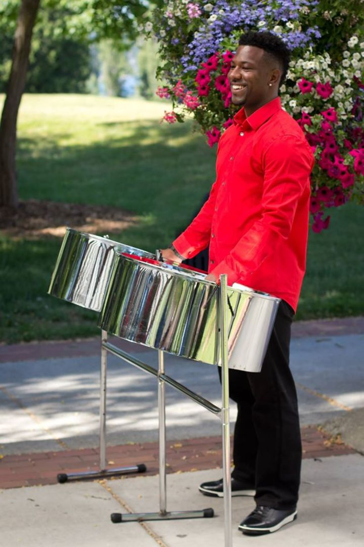 Obe Quarless - Steel Pan Music Tour Dates