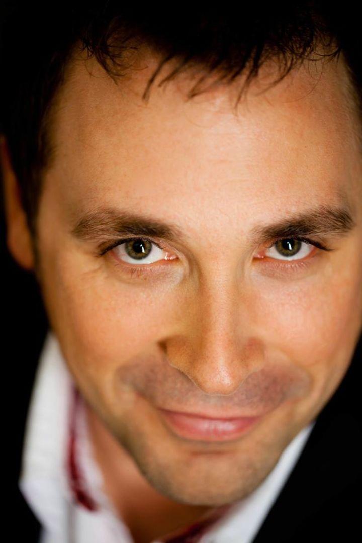 Steeve Michaud, tenor @ Église Ste-Famille - Boucherville, Canada