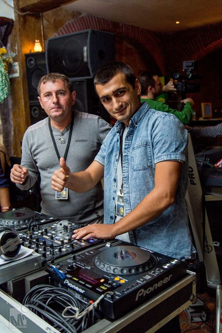 DJ Phobia Tour Dates