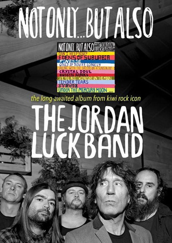 The Jordan Luck Band Tour Dates