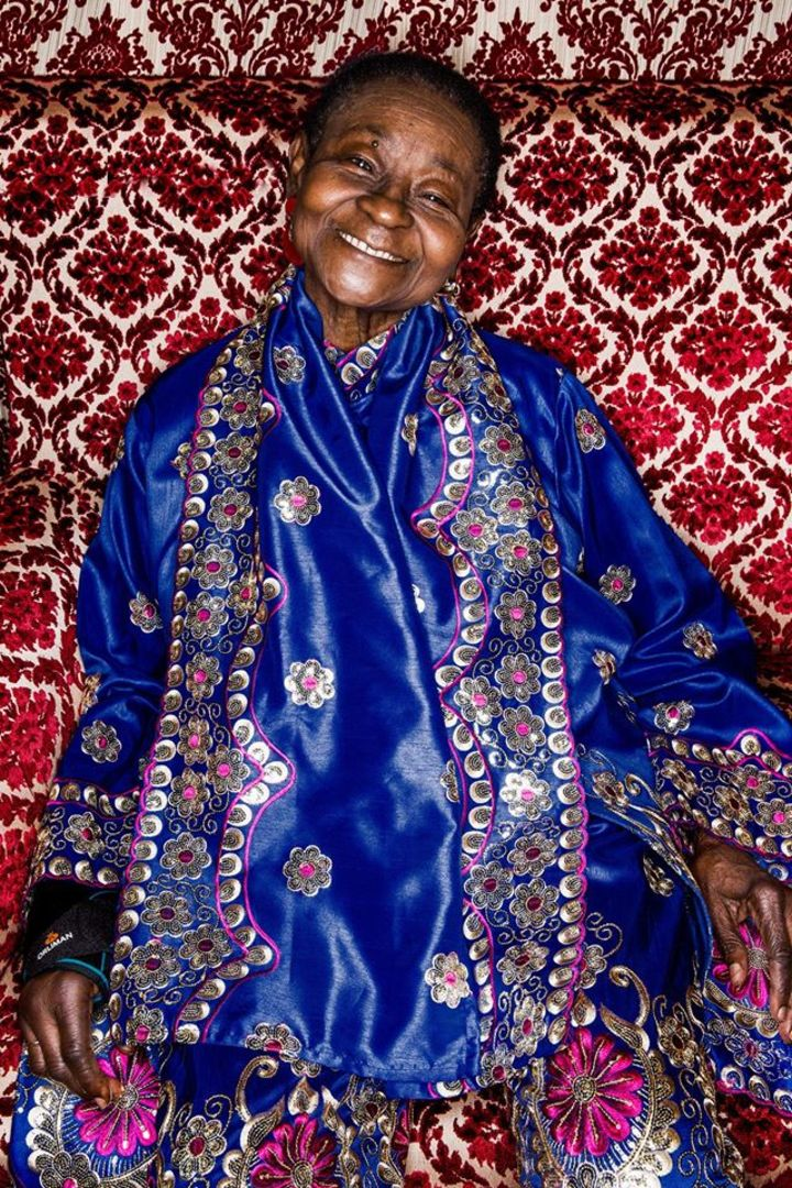 Calypso Rose @ THEATRE MAC-NAB - Vierzon, France