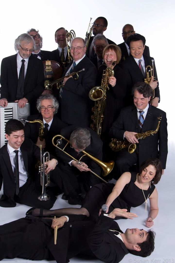 Advocats Big Band Tour Dates