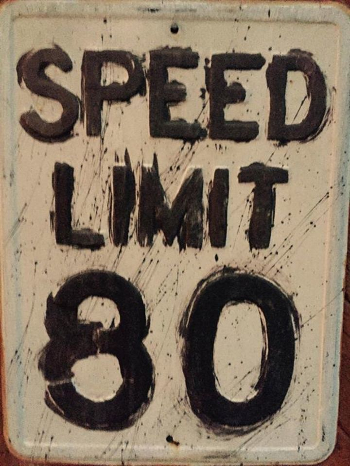 Speed Limit 80 Tour Dates