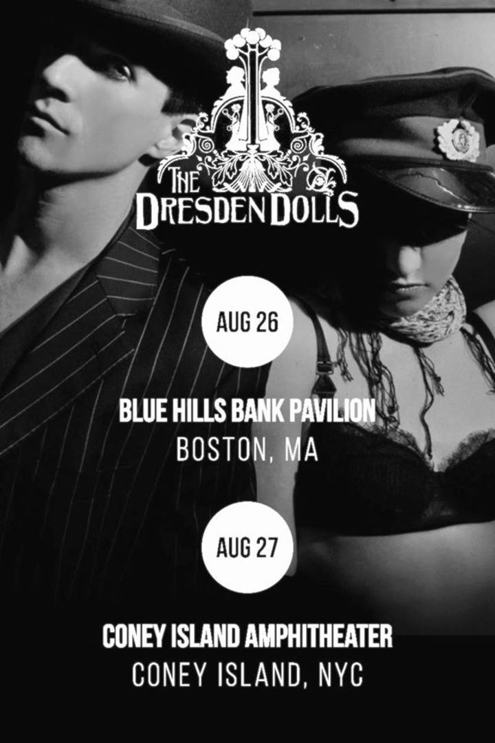 The Dresden Dolls Tour Dates