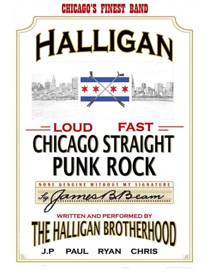 Halligan Tour Dates
