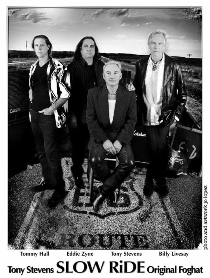 Tony Stevens Slow Ride Original Foghat Tour Dates