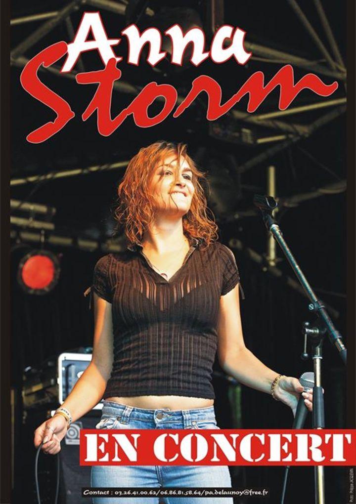 Anna STORM Tour Dates