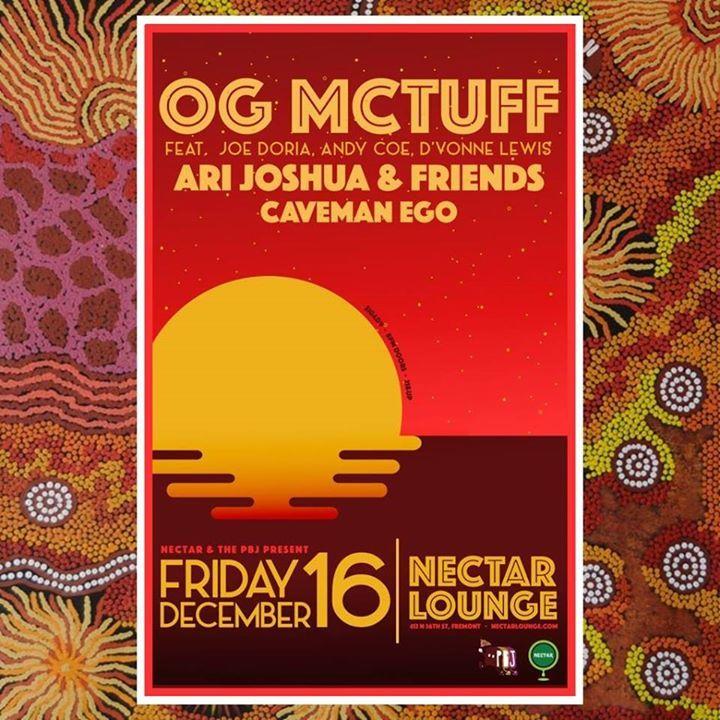 Caveman Ego Tour Dates
