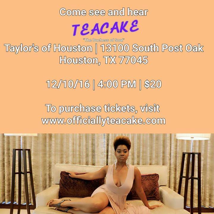 TEACAKE Tour Dates