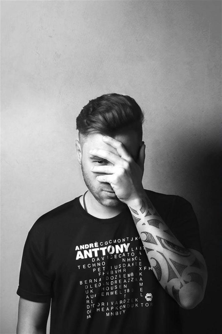 André Anttony @ Adhana Festival w/ Unterwelt80 - Rio Negrinho, Brazil