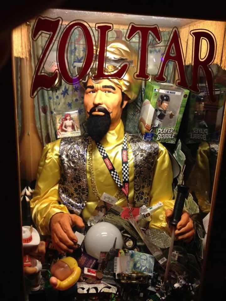 zoltar Tour Dates