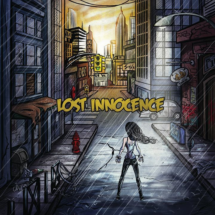 Lost Innocence Tour Dates