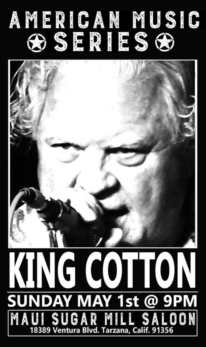 King Cotton's Aggravation Tour Dates