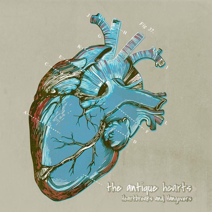 The Antique Hearts Tour Dates