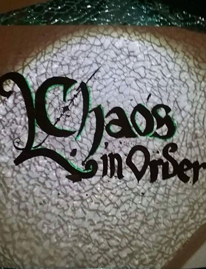 Chaos In Order Tour Dates
