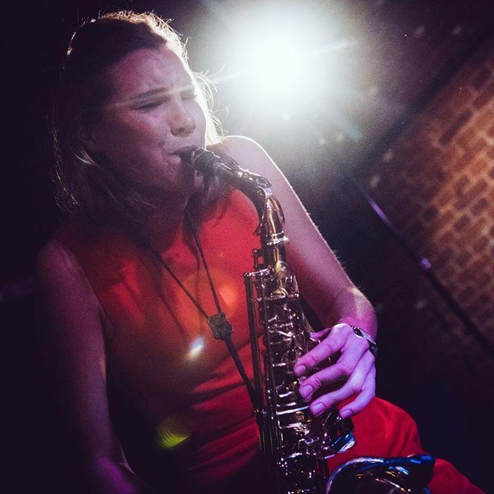 Florine on the Sax Tour Dates
