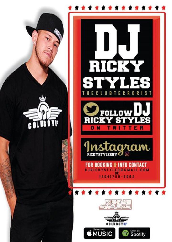 DJ Ricky Styles Tour Dates