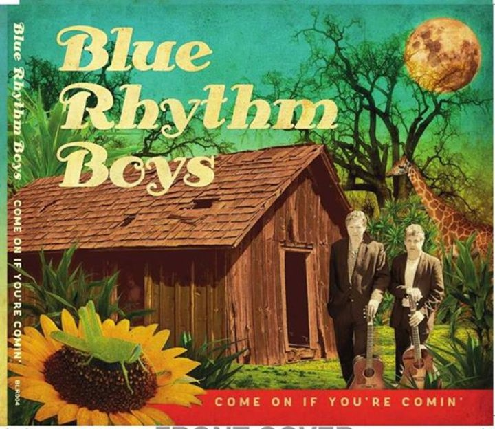 The Blue Rhythm Boys Tour Dates