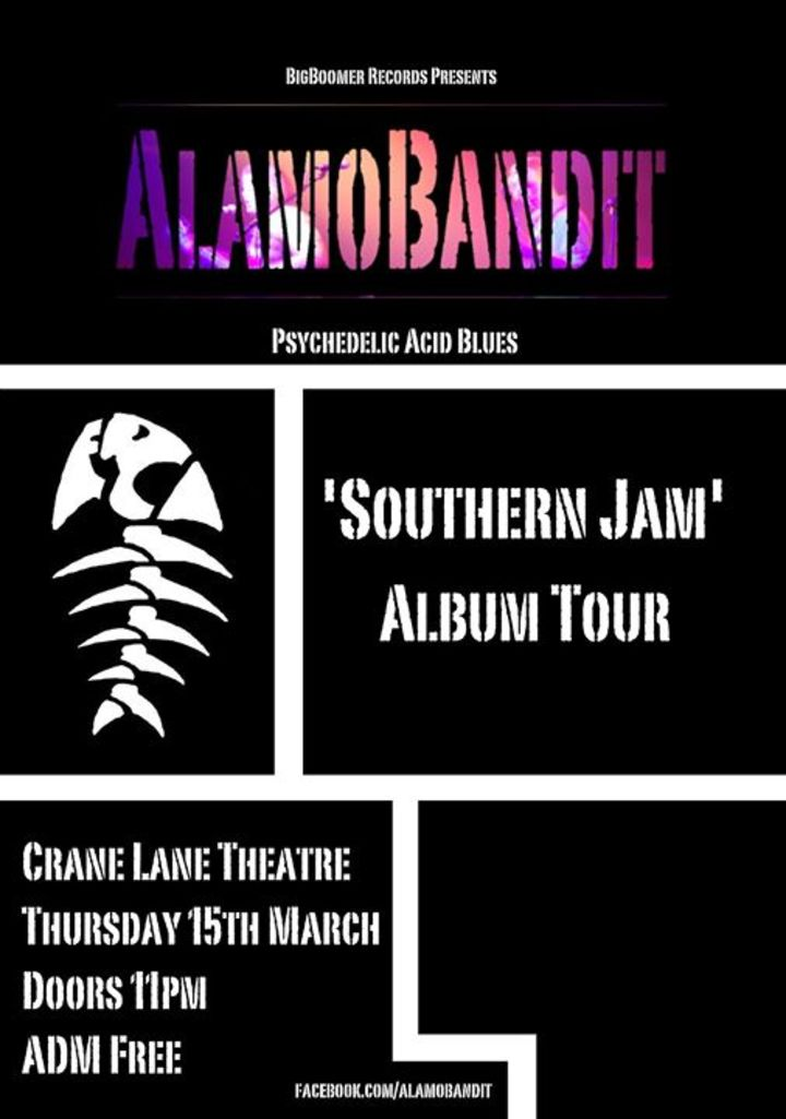 Alamo Bandit Tour Dates