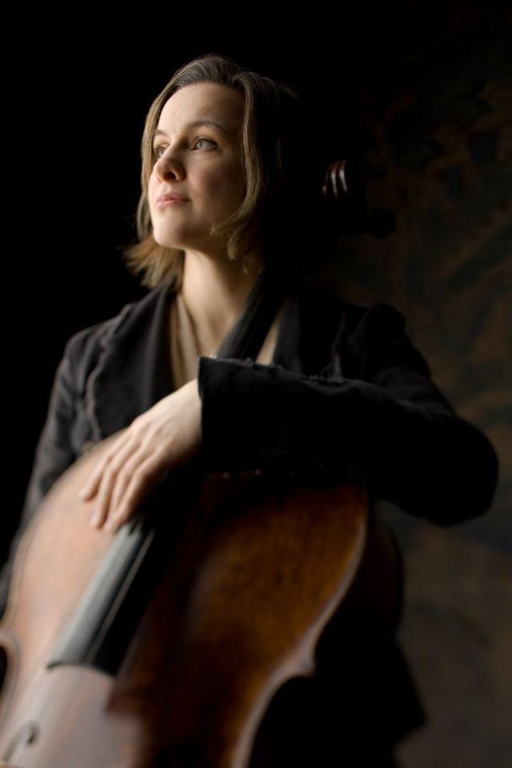 Katinka Kleijn, Cellist @ Experimental Sound Studio - Chicago, IL