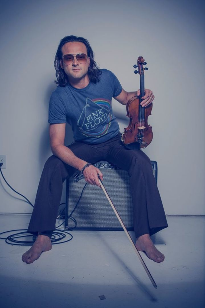 Aaron Meyer, Concert Rock Violinist Tour Dates