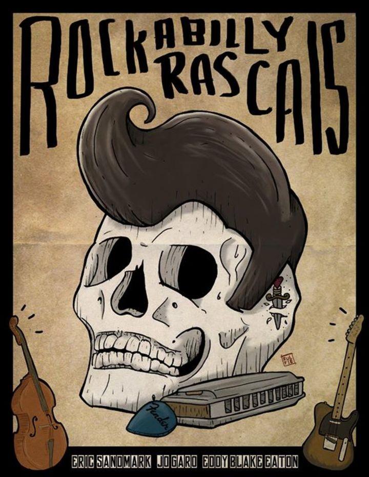 Rockabilly Rascals @ L'Escalier - Montreal, Canada