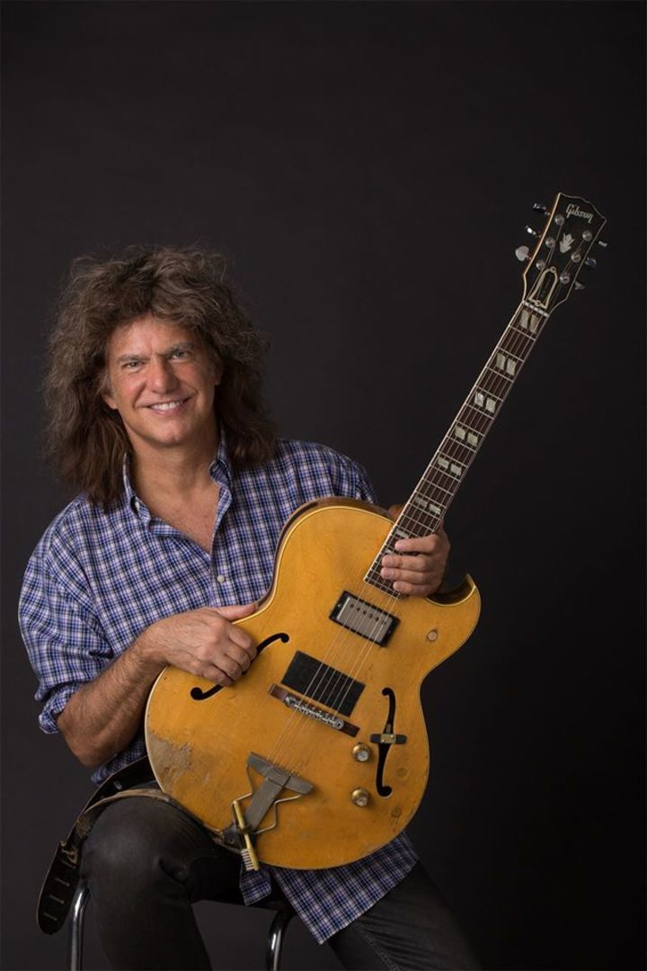 Pat Metheny @ Finlandia Hall - Helsinki, Finland