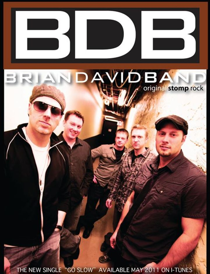 Brian David Band Tour Dates