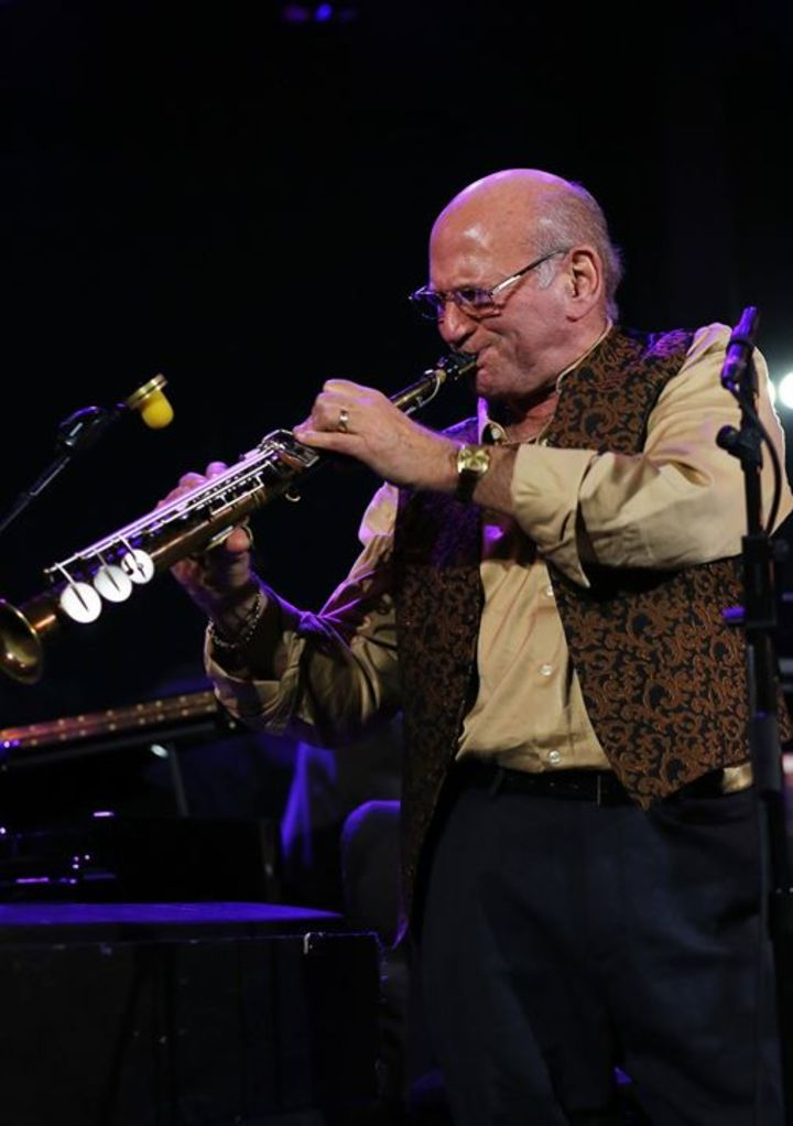 Dave Liebman @ SUNSET/SUNSIDE - Paris, France