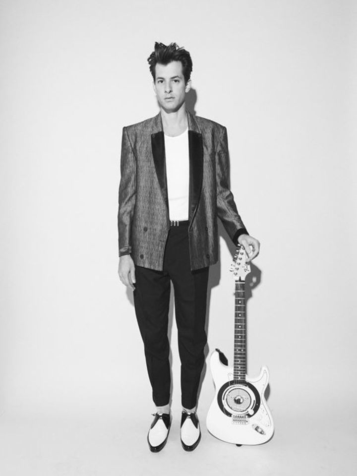 Mark Ronson Tour Dates