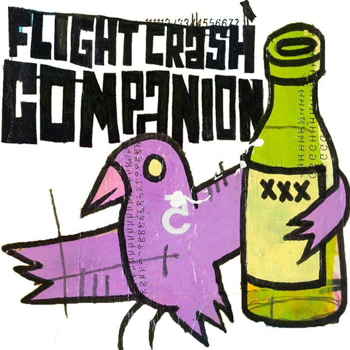 Flight Crash Companion Tour Dates