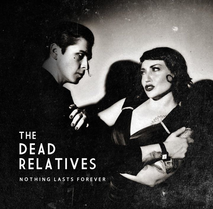The Dead Relatives Tour Dates