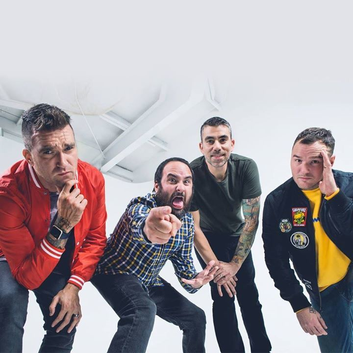 New Found Glory @ SSE Arena Wembley - Wembley, United Kingdom