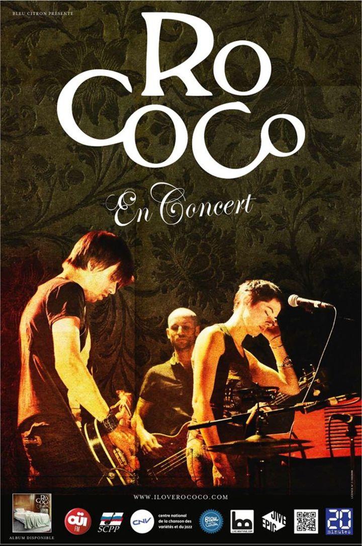 Rococo Tour Dates