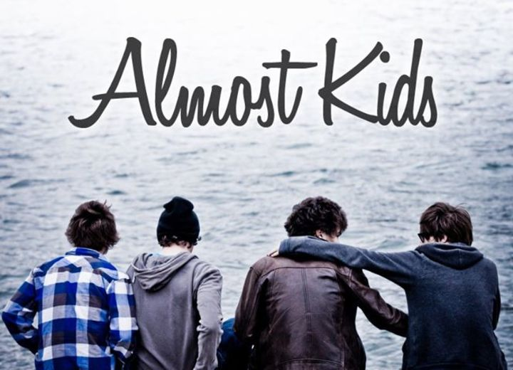 Almost kids Tour Dates