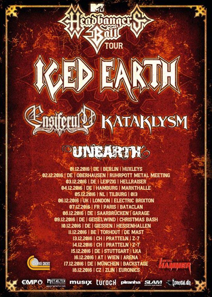 Ensiferum Tour Dates
