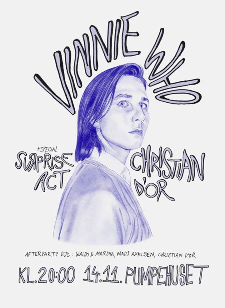 Vinnie Who Tour Dates