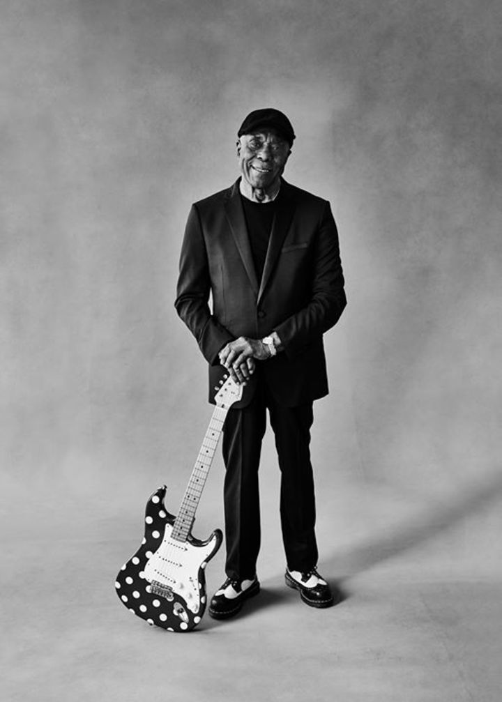 Buddy Guy @ The Orpheum Theater Memphis - Memphis, TN