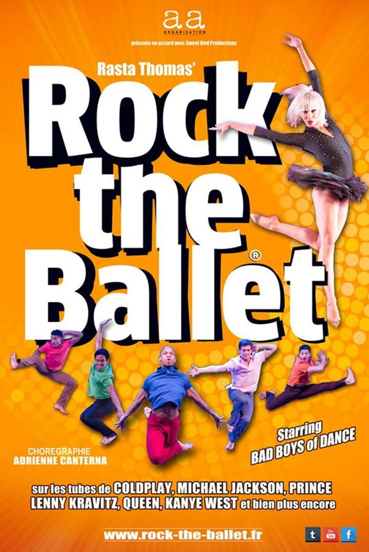 Rock the Ballet @ LE VINCI - Tours, France