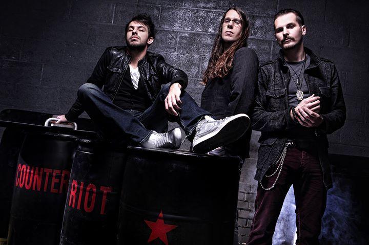 Counter Riot Tour Dates