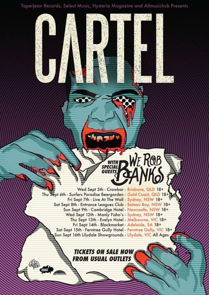 We Rob Banks Tour Dates