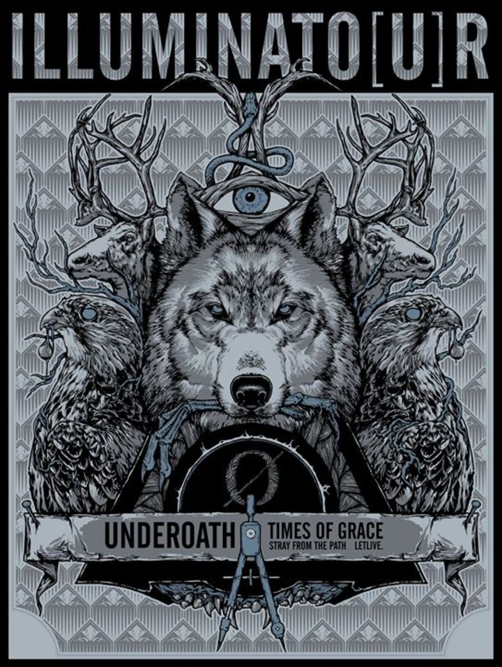 Underoath's Illuminatour Tour Dates