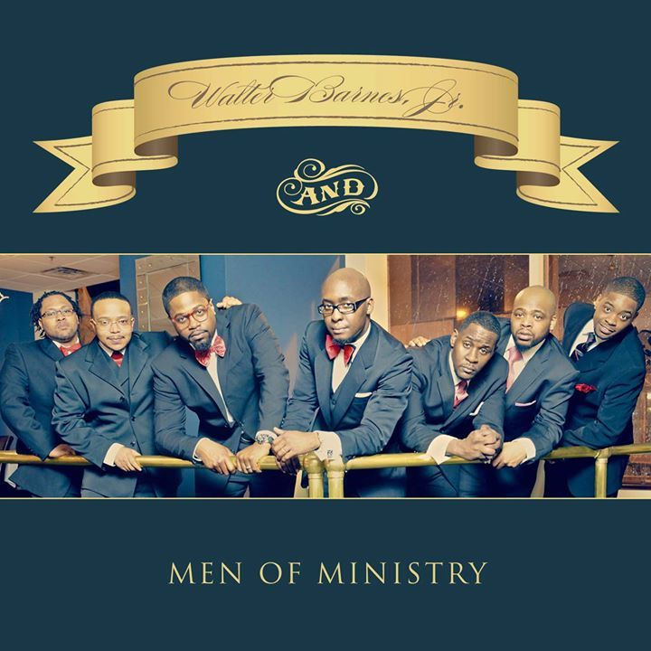 Walter Barnes, Jr. & Men of Ministry Tour Dates