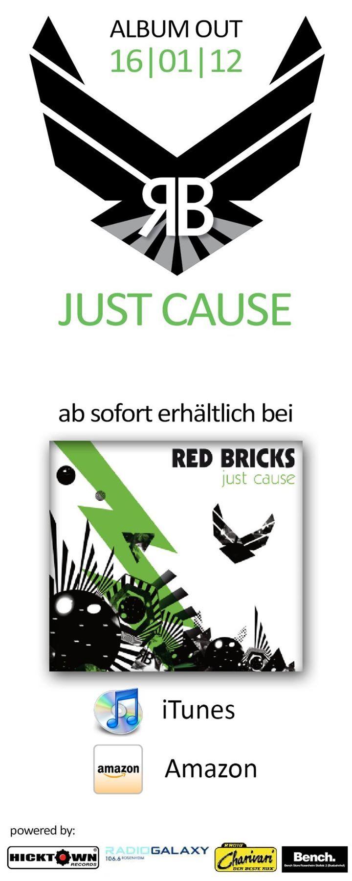 Red Bricks Tour Dates